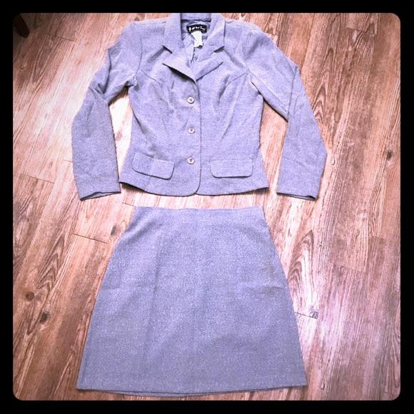 f90cb7d590 Skirts | Vintage 90s Juniors 2 Piece Suit | Poshmark